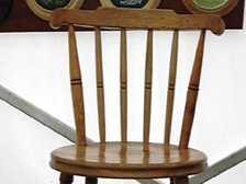 Woodworkers Photo - chair001