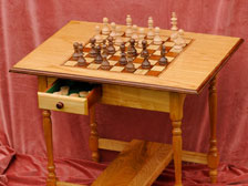 Woodworkers Photo - chess-02